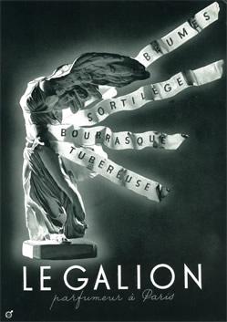 Le Galion - Publicité ruban