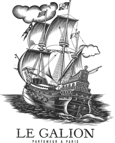 Le Galion - Illustration