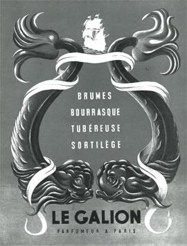Publicité Le Galion